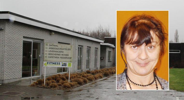 Myriam Lenssens (59) overleed op 11 augustus 2014. De vrouw was op bed vastgemaakt met een buikriem. Ze slaagde er echter in zich deels te bevrijden, maar raakte verstrengeld in de riem en stikte.