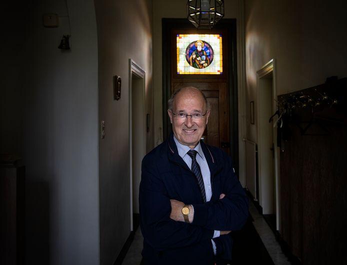 Pastoor Wim van Meijl.