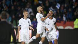 Finland maakt komaf met kwalijke statistiek en plaatst zich voor het eerst voor groot toernooi