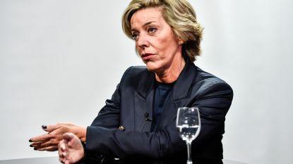 """Carina Van Cauter (Open Vld): """"Een vrouw als minister van Sport. Dat zou toch mooi zijn, niet?"""""""