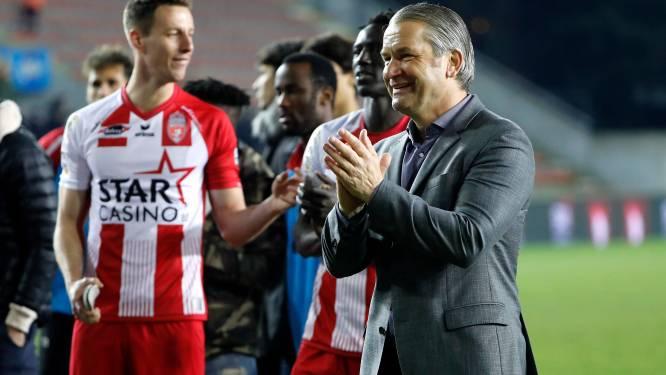 Pro League stelt zich burgerlijke partij in dossier Moeskroen, ploeg mag competities volgens geplande verloop afwerken