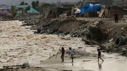33 havens in Peru gesloten door abnormaal hoge golven