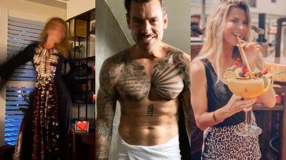 SHOWBITS. Adele en Pieter Loridon pronken met gewichtsverlies en Tanja Dexters ziet het groots