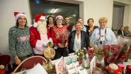 Eerste kerstmarkt in wzc Kapelleveld