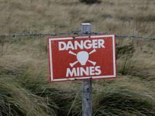 'Mijn dorp is een mijnenveld met onder elk graspolletje lange tenen'