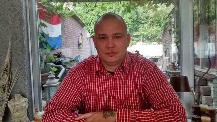 Johnboy Willemse uit Ravenstein.