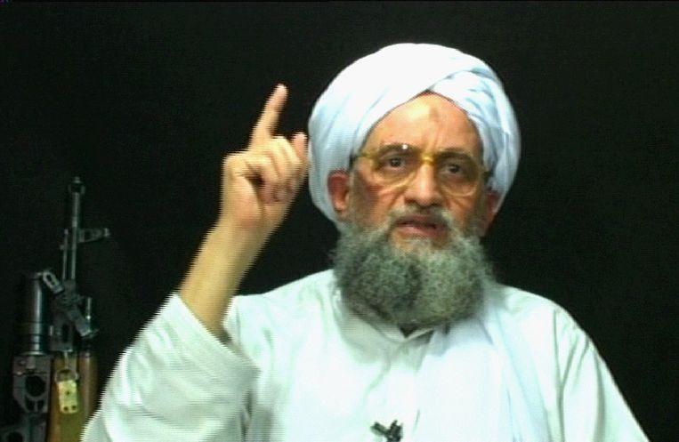 Ayman Zawahiri Beeld afp
