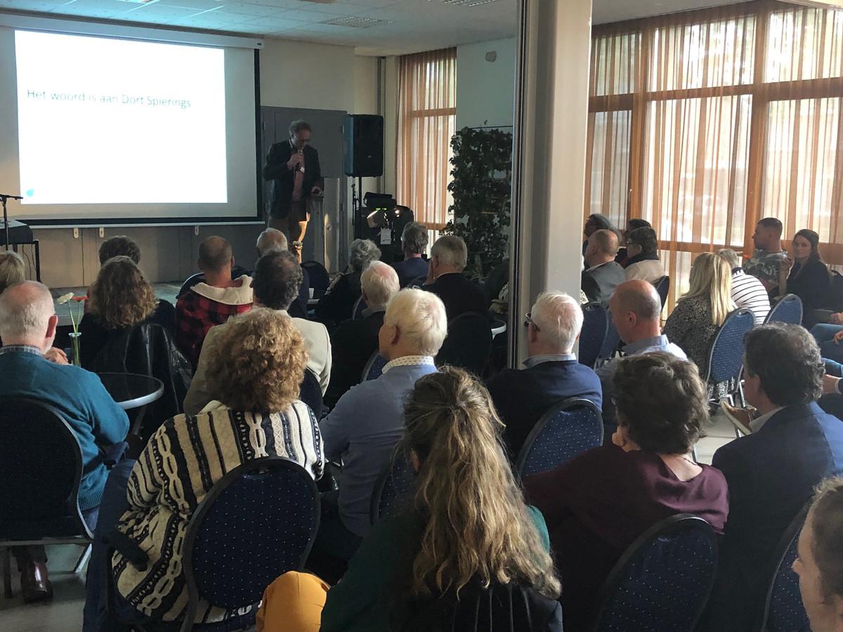 Bestuursvoorzitter Dort Spierings sprak eerder dit jaar tijdens het mini-symposium rond 5 jaar MuzeRijk.