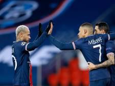 Neymar en Mbappé schieten PSG naar groepswinst