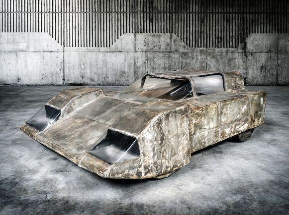 Panamarenko, Prova Car, 1967.