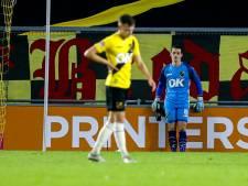 Nederlaag tegen B-team NEC dreunt flink na bij NAC: 'Dit doet mij echt pijn'