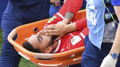WK voorbij voor AA Gent-speler Dylan Bronn, ontwrichte knieschijf brengt ook start nieuw seizoen in gevaar