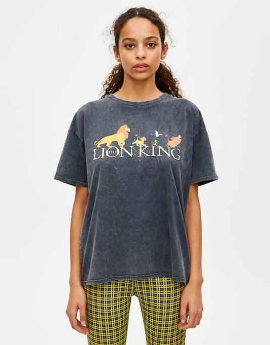 "T-shirt ""The Lion King"" - Prix: 12,99 euros."