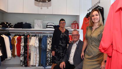 Schoenenwinkel Stepato verkoopt voortaan ook dameskleding