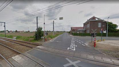 Dringend herstel aan sporen: overgang in Heule vanaf 23 uur dicht