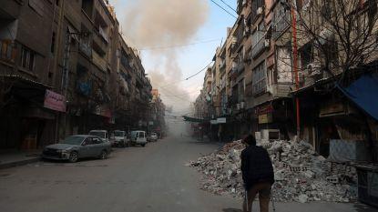 """""""500 doden op week tijd bij bombardementen op Ghouta"""""""