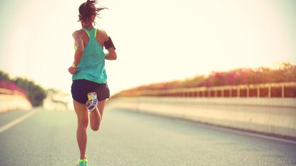 Net begonnen met lopen? Met dit trainingsprogramma houd je het zeker vol