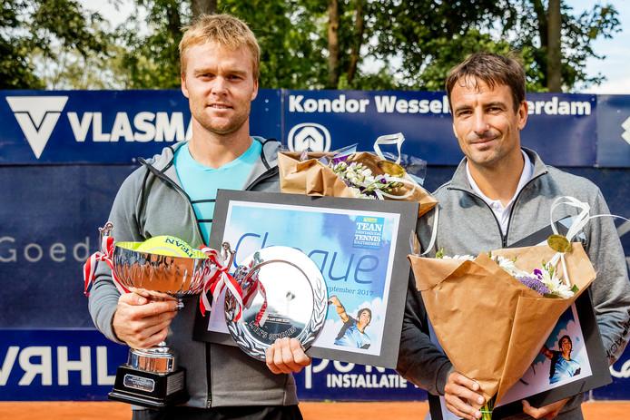 De laatste editie van TEAN werd gewonnen door Jürgen Zopp, die in de finale afrekende met Tommy Robredo.