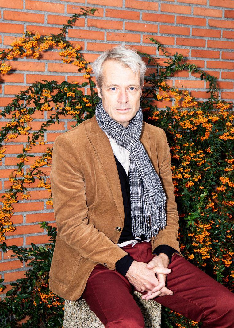 Sander Kollaard: 'Alle jeugdzonden hebik weten te voorkomen en alle pijnlijke missers ook, tot nu toe dan.' Beeld Hilde Harshagen