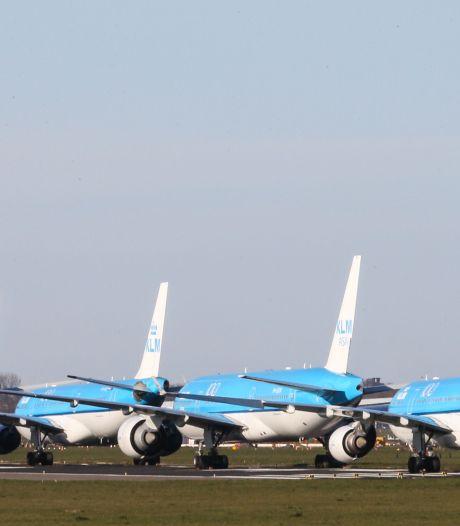 KLM: Er vallen ontslagen als flexwerkers aan boord moeten blijven