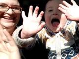 Wereld Downsyndroomdag: moeders zingen met kids