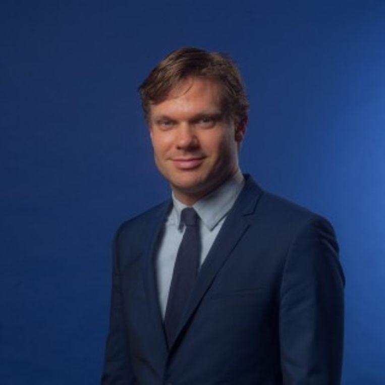 Sijbren de Jong. Beeld