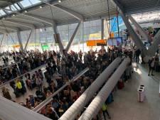 Storing bagagesysteem Eindhoven Airport verholpen, enkele reizigers hebben vlucht gemist