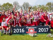Spoordonkse Boys pakt kampioenschap na zinderende slotfase tegen Viola