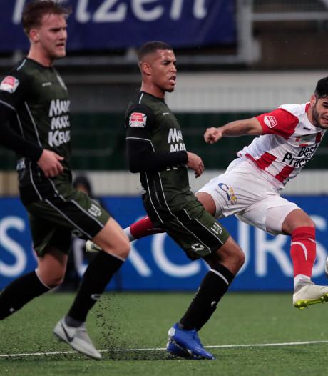 RKC met goed gevoel richting Jong Ajax