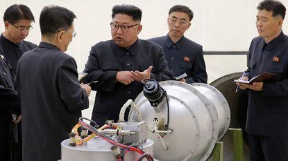 """Zuid-Korea detecteert sporen radioactief gas na nucleaire test Kim Jong-un: """"16 keer sterker dan bom Hiroshima"""""""
