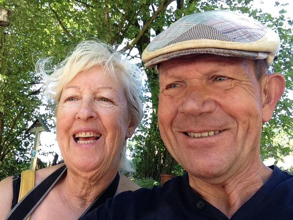 Jacqueline Bervoets en haar man Francis Schellekens zitten al meer dan een week op het cruiseschip dat nergens mag aanmeren omwille van de coronavirus-angst