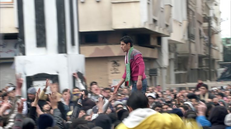Return to Homs Beeld IDFA