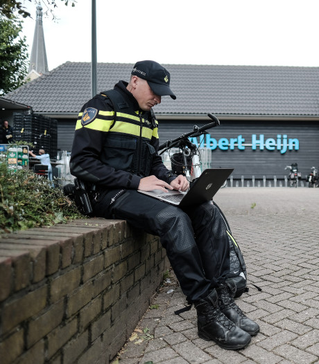 Minder agenten in de Liemers 'voelt als een koude douche'