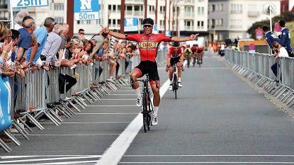 Knokke-Heist en Damme samen het decor voor wielerwedstrijd De Kustpijl
