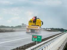 De gevaarlijke voegovergangen op de A77 worden gerepareerd, dus let op: het kan druk worden