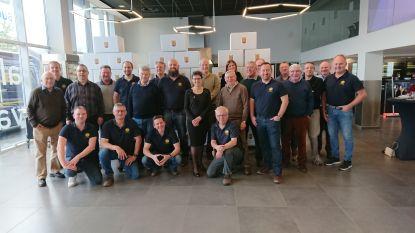 OCMW Holsbeek ontvangt kerstpakketten van Lions Club Sint-Pieters-Rode