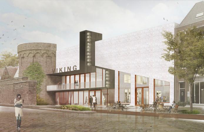Theater de Viking in Deventer