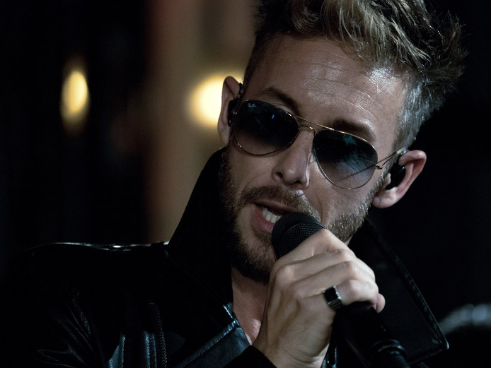 Charly Luske in The Story of George Michael.