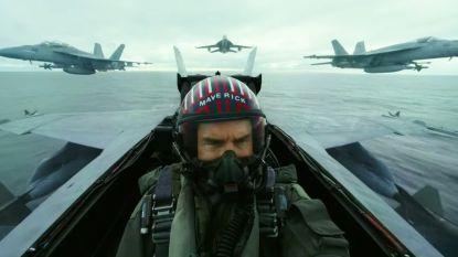 Kokhalzen in de cockpit: zo ver dreef Tom Cruise zijn collega's in tweede 'Top Gun'
