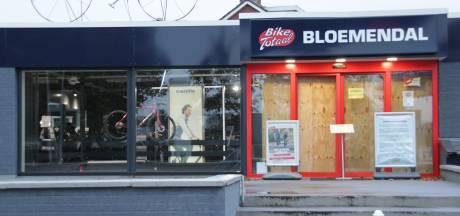 Inbraakschade Rijssense rijwielhandel fors maar dure fietsen al terug: 'Ze wisten precies waar ze moesten zijn'