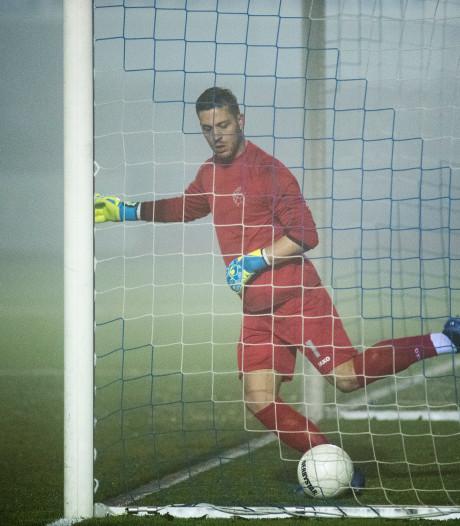 FC Lienden in resterend kwartier alsnog onderuit