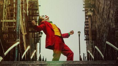 'Joker' blijft aan de top staan in Belgische zalen, en breekt binnenkort een wereldrecord