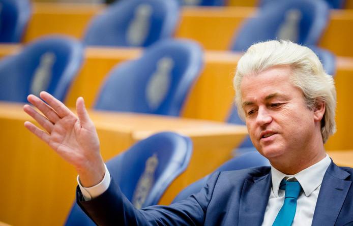 De PVV kwam deze week met een verkiezingsprogramma dat past op slechts één A4-tje, met daarop elf punten