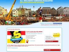 Kan je all inclusive naar Oeteldonk voor 111,11 euro? Prijsvrij beweert van wel, maar Hotel Central is geïrriteerd