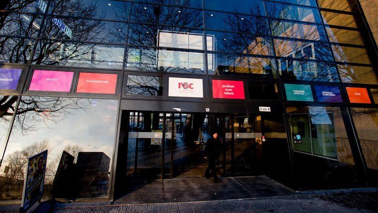 Vestiging MBO College Zuid van het ROC Amsterdam Beeld anp
