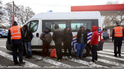 28 transmigranten opgepakt bij gecoördineerde actie in Oostende