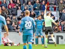 Pröpper na rode kaart in slotminuut: 'Ik verwacht maximaal één wedstrijd'