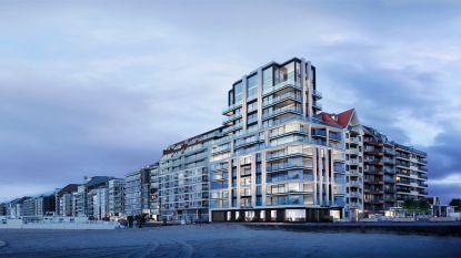 In Knokke is de crisis écht voorbij. Duurste flatgebouw van het land: voor eerste steen al 80 procent verkocht