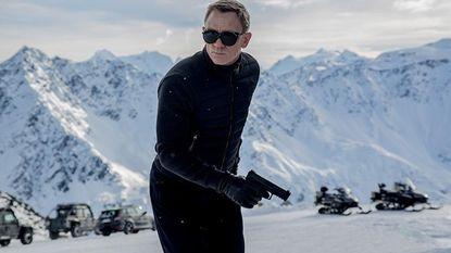 Dit zijn de eerste beelden van de nieuwe Bond-film
