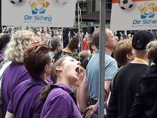 2.500 koekhappers gaan voor wereldrecord in Deventer